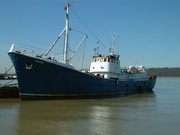 Trawler for conversion