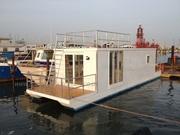 Bespoke Designer Houseboat