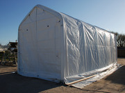 Boat shelter 3.5x12x3.5x4.5 m