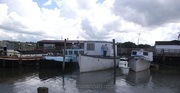 Classic Wooden Houseboat - Sea Q