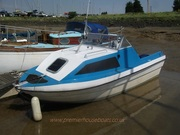 Small Fishing Boat - Sharpthorne 2