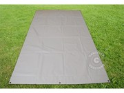 Ground cover 3, 7x8, 6 m PVC Grey