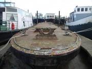 Flat top barge - JS