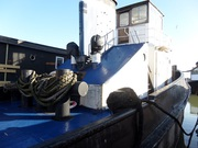 Converted Tug for sale