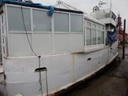Ex Ferry Houseboat Project - Sule Skerry