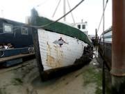 Converted Danish Trawler